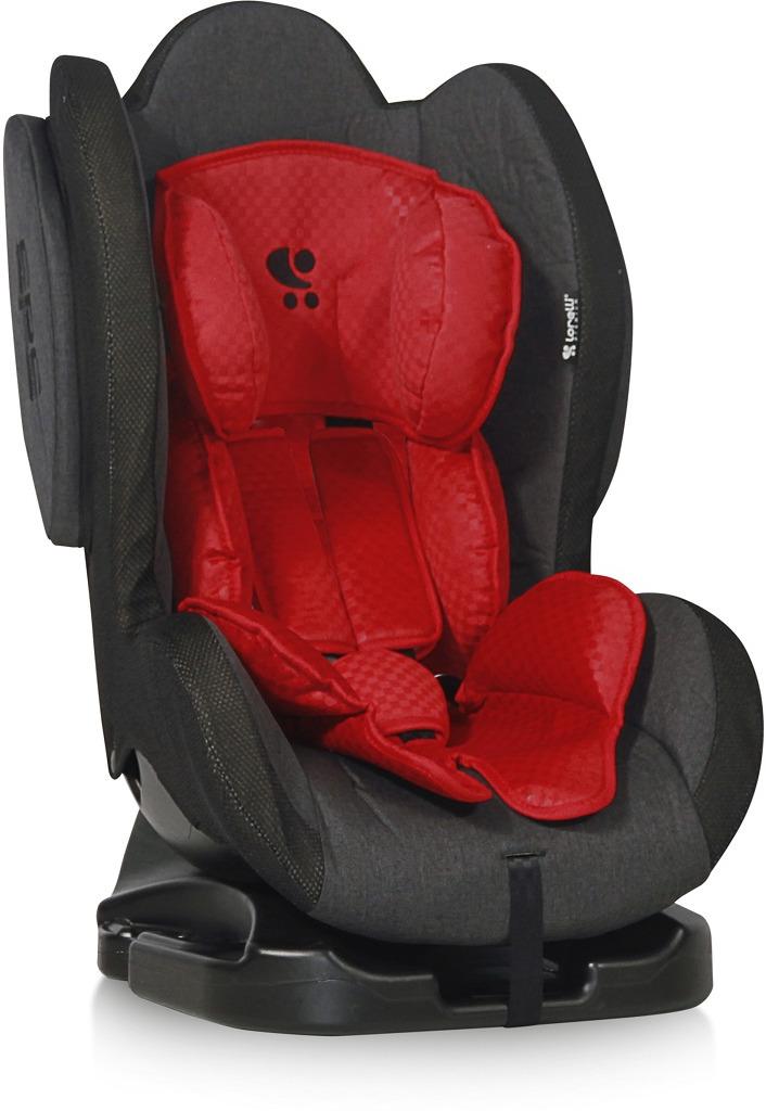 Lorelli Автокресло HB-07 Sigma SPS 0-25 кг цвет красный черный