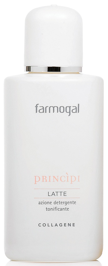 """Молочко для снятия макияжа с коллагеном Farmogal """"PRINCIPI COLLAGEN MILK"""", 200 мл"""