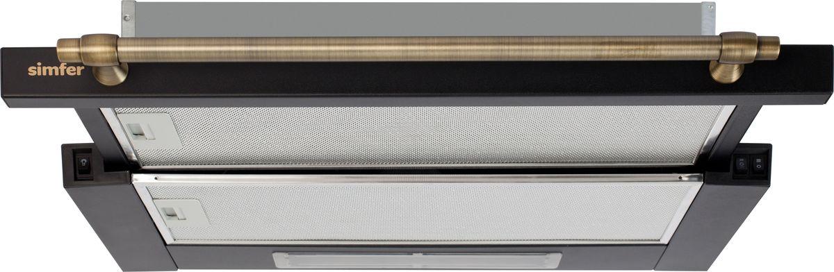 Вытяжка Simfer 6002X