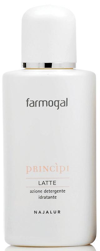 """Молочко для снятия макияжа на основе гиалуроновой кислоты Farmogal """"PRINCIPI NAJALUR MILK"""", 200 мл"""