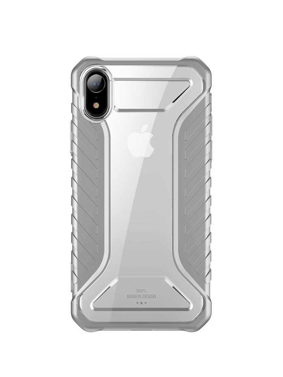 Чехол-накладка Baseus Apple iPhone XR Baseus Michelin Race, 572747, Gray