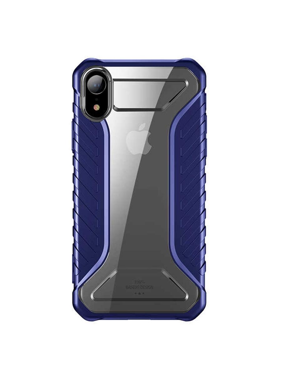 Чехол-накладка Baseus Apple iPhone XR Baseus Michelin Race, 572748, Blue