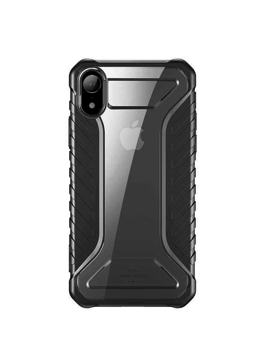 Чехол-накладка Baseus Apple iPhone XR Baseus Michelin Race, 572749, Black