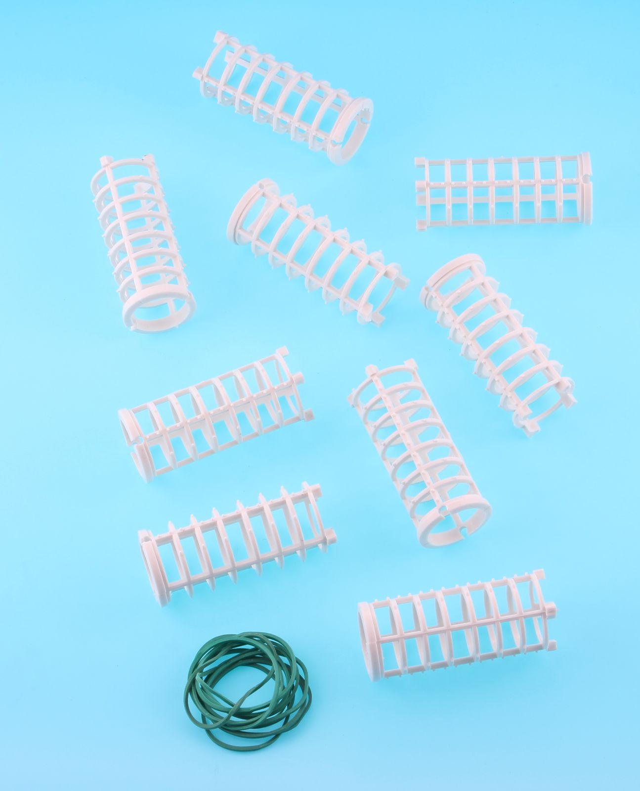 Бигуди с резинкой Выручалочка, 7426936737484, диаметр 1.8 см, 9 шт бигуди выручалочка 7426936737293 диаметр 2 см 18 шт