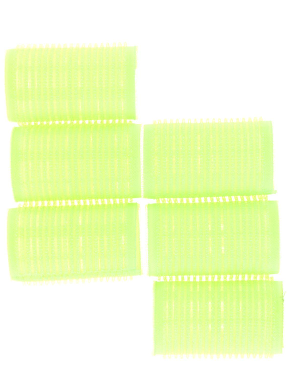 Бигуди-липучки Выручалочка, 7426936737521, диаметр 3,6 см, 6 шт бигуди выручалочка 7426936737293 диаметр 2 см 18 шт