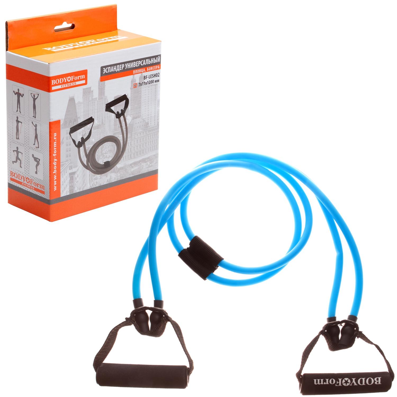 Эспандер BodyForm BF-LESH02 blue, BF-LESH02, синий цена