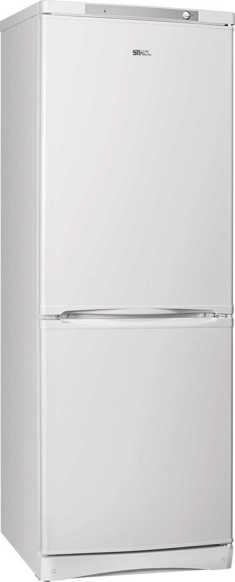 лучшая цена Холодильник Stinol STS 167, двухкамерный, белый