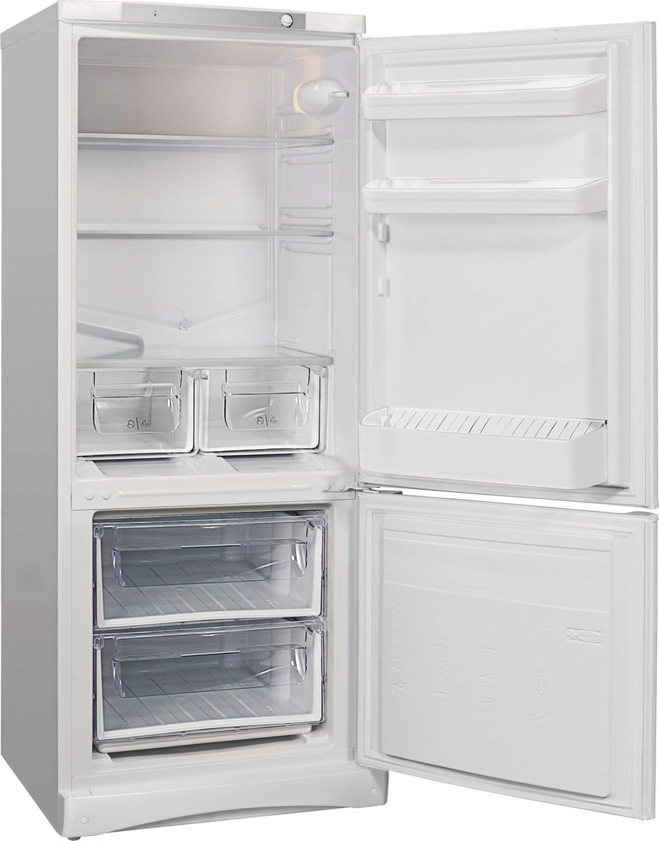 Холодильник Stinol STS 150, двухкамерный, белый Stinol