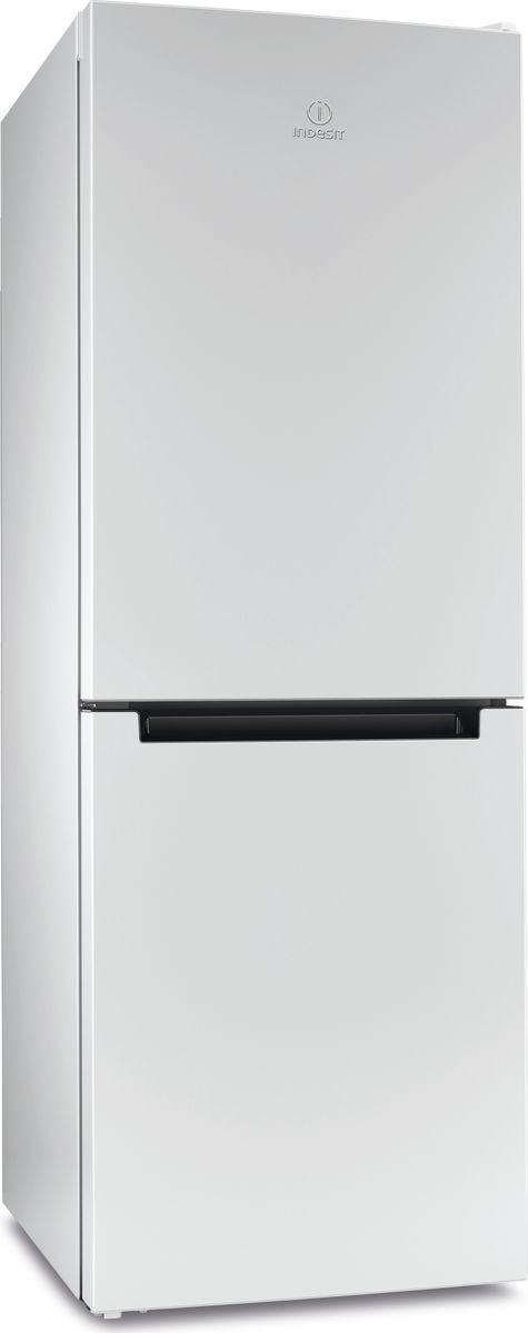 Холодильник Indesit DS 4160 W, двухкамерный, белый холодильник с нижней морозильной камерой indesit ds 4160 e