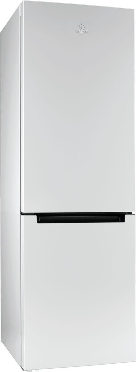 Холодильник Indesit DF 4180 W, двухкамерный, белый