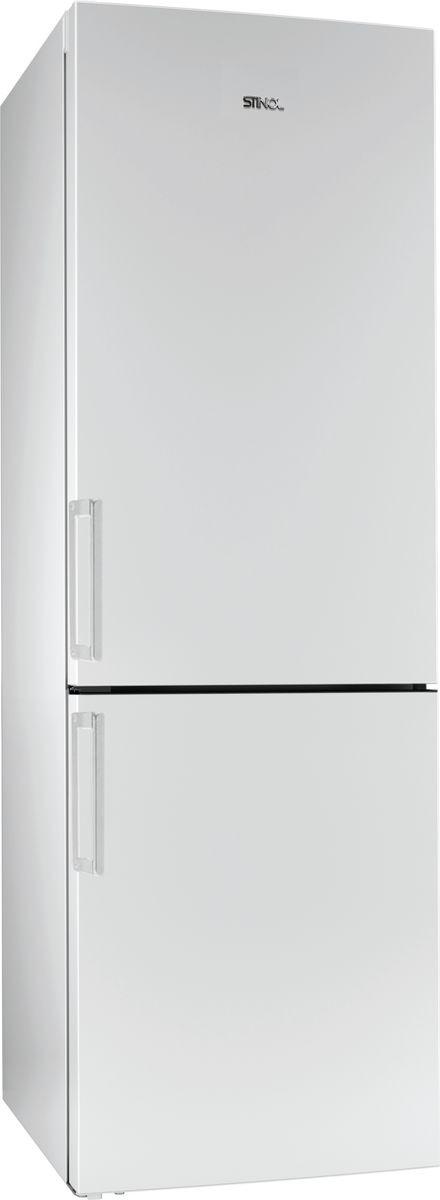 лучшая цена Холодильник Stinol STN 185, двухкамерный, белый