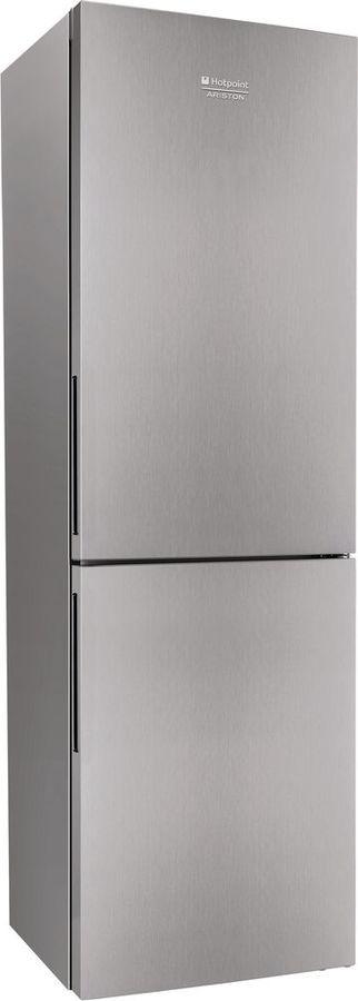 Холодильник-морозильник Hotpoint-Ariston HS 4180 X, нержавеющая сталь