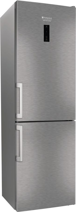 Холодильник Hotpoint-Ariston HS 5181 X, двухкамерный, нержавеющая сталь