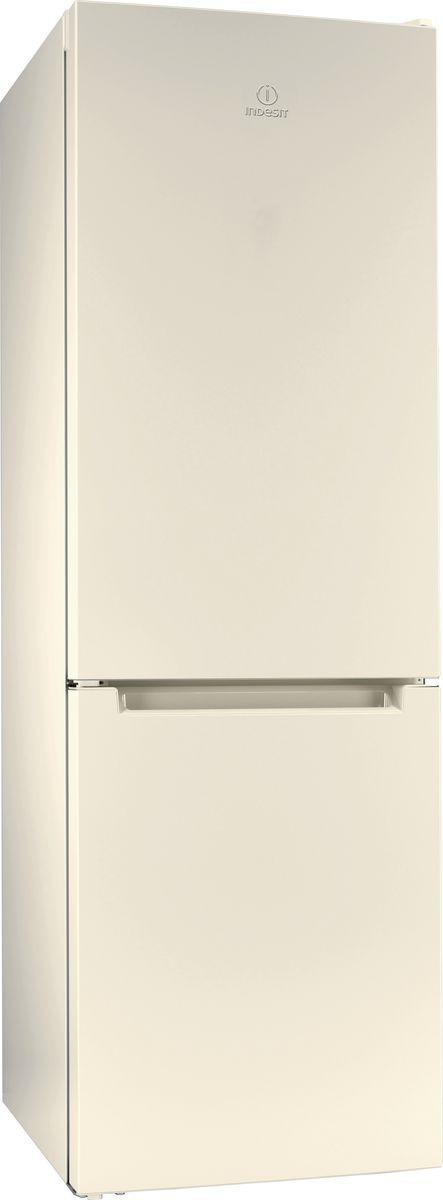 лучшая цена Холодильник Indesit DS 4180 E, двухкамерный, бежевый