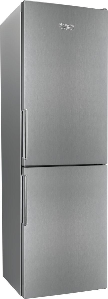 Холодильник Hotpoint-Ariston HF 4181 X, двухкамерный, нержавеющая сталь холодильник
