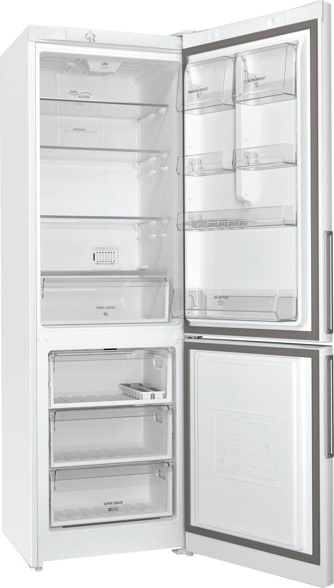 Холодильник Hotpoint-Ariston HF 4180 W, двухкамерный, белый Hotpoint-Ariston