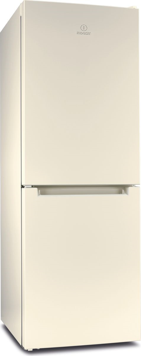 лучшая цена Холодильник Indesit DF 4160 E, двухкамерный, бежевый