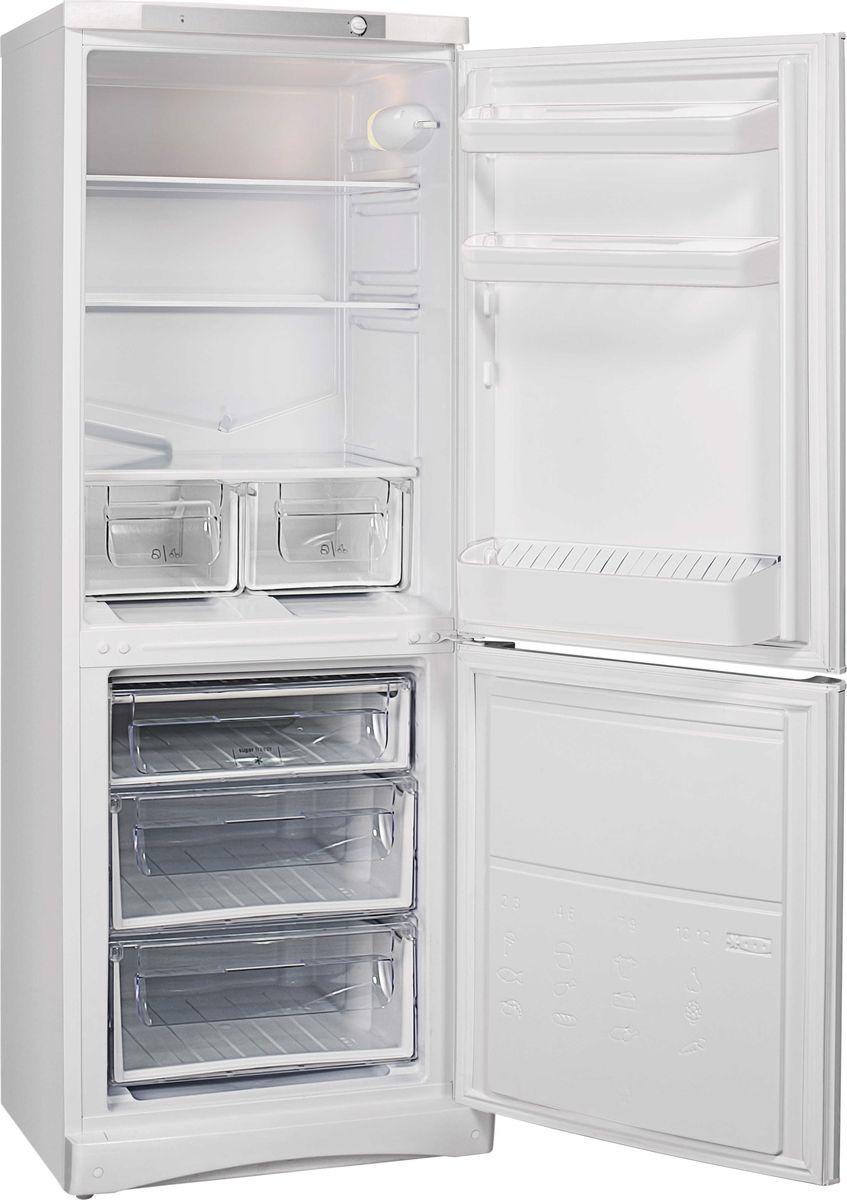 Холодильник Stinol STS 167, двухкамерный, белый Stinol