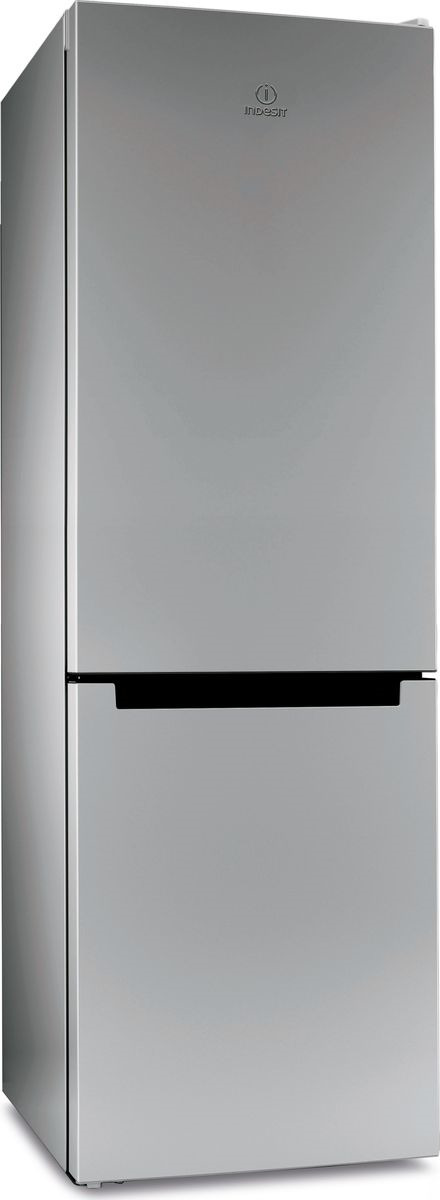 Холодильник Indesit DS 4180 SB, двухкамерный, серебристый