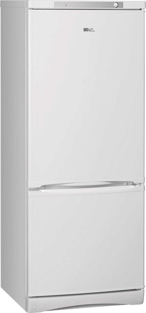 лучшая цена Холодильник Stinol STS 150, двухкамерный, белый