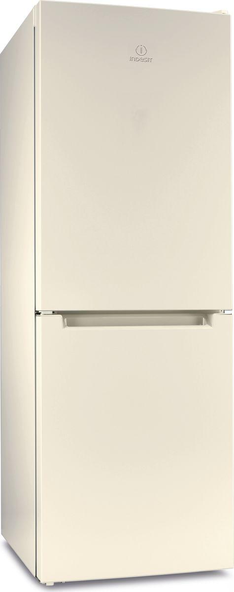 Холодильник-морозильник Indesit DS 4160 E, бежевый