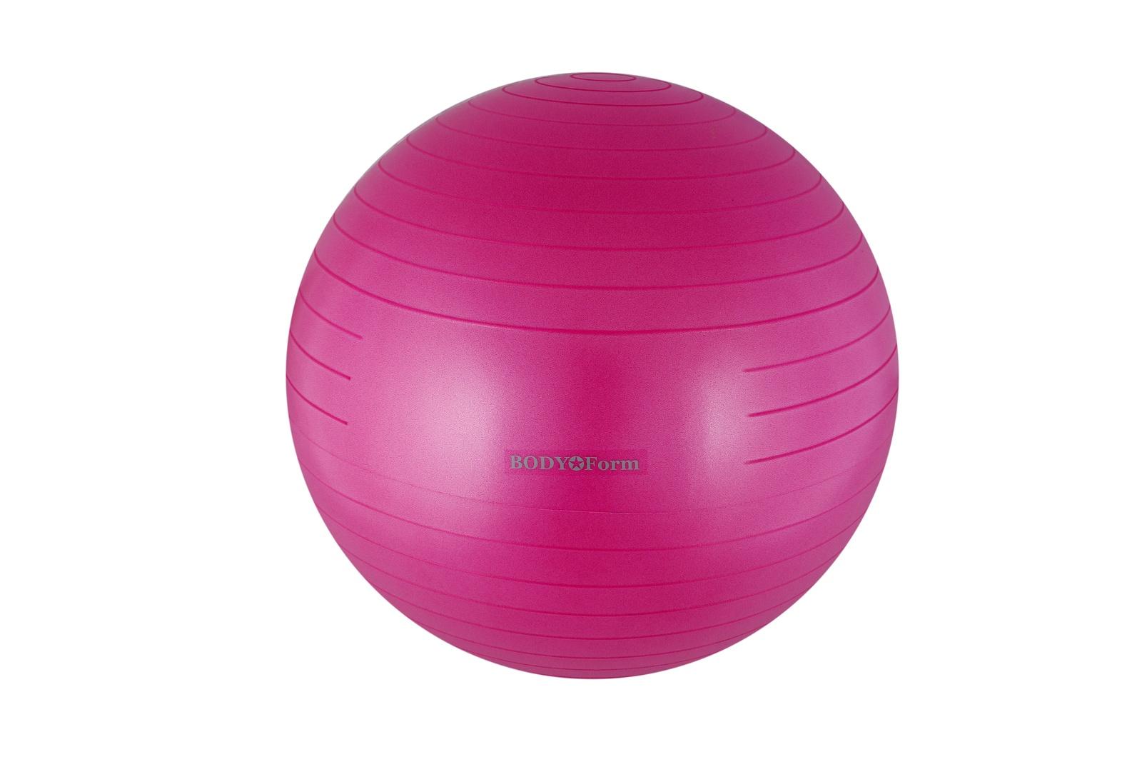 <b>Мяч для фитнеса BodyForm</b> Мяч гимнастический BF-GB01AB (26 ...
