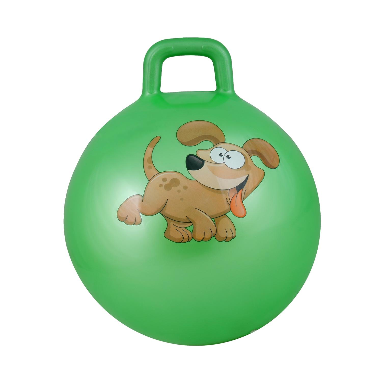 Мяч для фитнеса BodyForm Мяч гимнастический BF-CHB01 (18) 45 см., BF-CHB01-02, зеленый мяч для фитнеса bodyform мяч гимнастический bf gb01m 10 25 см мини bf gb01m 03 фиолетовый