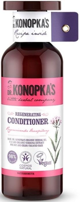 Dr.Konopkas / Бальзам для волос Восстанавливающий, 500 мл4680019153902Натуральный сертифицированный восстанавливающий бальзам для ухода за волосами содержит масло для волос Доктора Конопка № 52, масло прошло сертификацию стандарта BDIH COSMOS Natural. Экстракт вербены способствует восстановлению, питанию, увлажнению уставших, сухих и окрашенных волос.Способ применения: Нанесите бальзам на влажные вымытые волосы, распределите равномерно по всей длине, оставьте на 1-2 минуты, смойте водой.Активные ингредиенты Lippia Citriodora Flower Waterцветочная вода вербеныСтимулирует рост волос, улучшает их структуру. Обладает антисептическим воздействием, повышает упругость кожи и замедляет процесс старения, способствует заживлению кожи. Нормализует секрецию сальных желез, дает дезодорирующий эффект.Состав Aqua, Glycerin, Cetearyl Alcohol, Distearoylethyl Dimonium Chloride, Cocos Nucifera Oil*, Lippia Citriodora Flower Water*, Helianthus Annuus Hybrid Oil*, Olea Europaea Fruit Oil*, Argania Spinosa Kernel Oil*, Simmondsia Chinensis Seed Oil*, Prunus Amygdalus Dulcis Oil*, Lavandula Angustifolia Oil*, Macadamia Ternifolia Seed Oil*, Citrus Aurantium Dulcis Peel Oil*, Citrus Limon Peel Oil*, Camellia Oleifera Seed Oil*, Amaranthus Spinosus Seed Oil*, Coffea Arabica Seed Oil*, Rosa Canina Fruit Oil*, Hippophae Rhamnoides Fruit Oil*, Vitis Vinifera Seed Oil*, Persea Gratissima Oil*, Tocopherol, Guar Hydroxypropyltrimonium Chloride, Sodium Benzoate, Potassium Sorbate, Benzyl Alcohol, Dehydroacetic Acid, Citric Acid, Parfum, Limonene, Geraniol, CI 77491* — органи...
