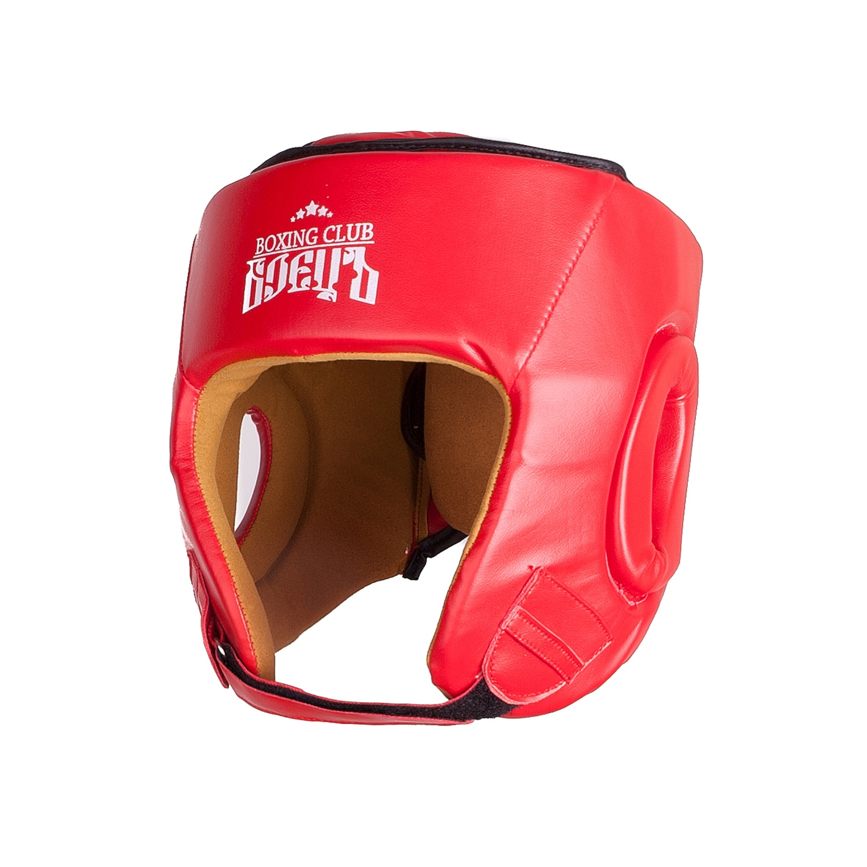 Шлем боксерский БоецЪ BHG-22 Красный, BHG-22-06, красныйBHG-22-06Материал: искусственная кожа (PU) Материал подкладки: натуральная замша Наполнитель: формованный латекс, поролон Точная подгонка по размеру головы осуществляется с помощью застежки Velcro на задней и нижней частях шлема. Это позволяет увеличить размер шлема на 3-5 см. S - 50-54 см М – 54-58 см L - 56-59 см XL – более 58 см охвата Произведено в Пакистане.