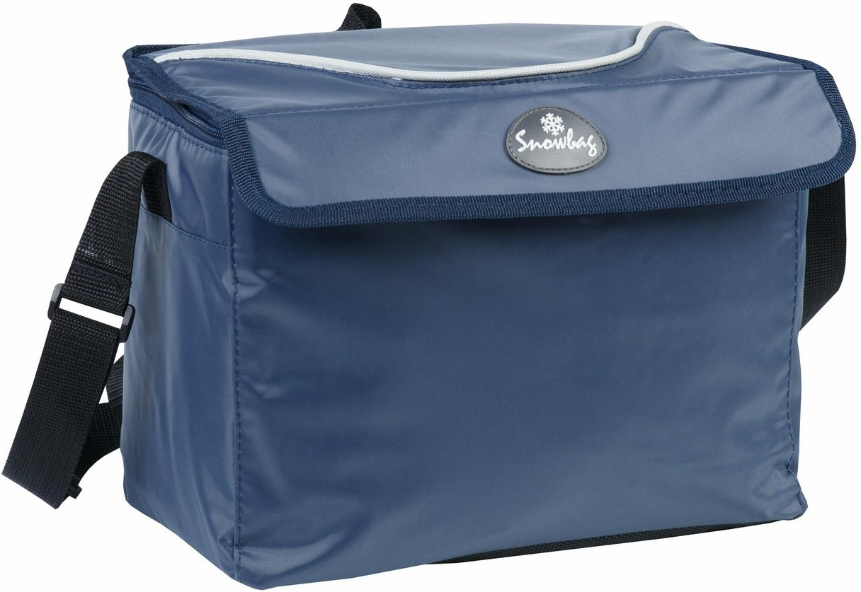 Сумка изотермическая Camping World Snowbag 10 л (цвет - синий) недорго, оригинальная цена
