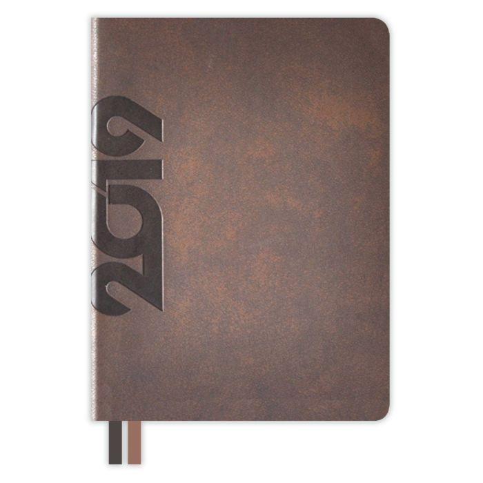 Фото - Ежедневник Феникс+ Травертин датированный, 47713, коричневый, 352 стр конструктор знаки зодиака водолей avtoys
