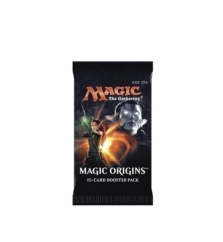 Бустер Magic The Gathering Origins на английском языке, 15 карт цена