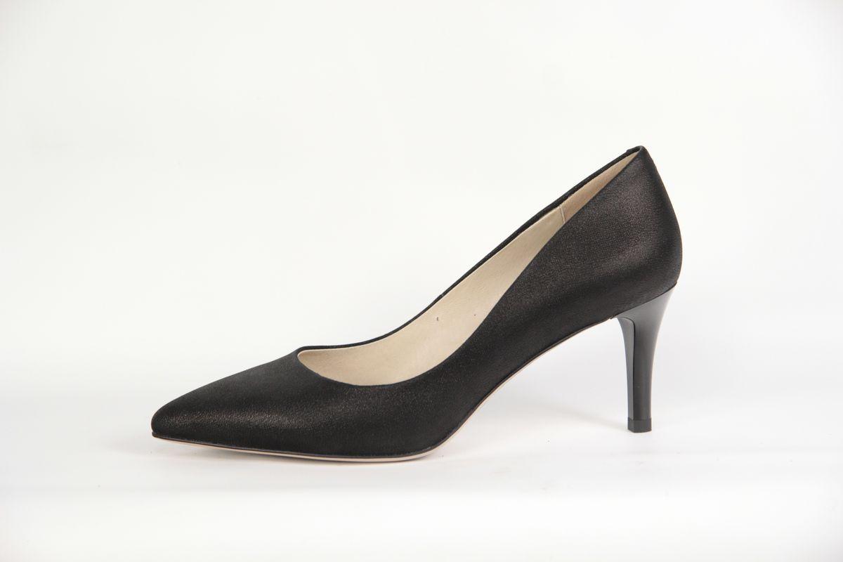 Туфли женские Sinta Gamma, цвет: черный. 1788-20-TS178. Размер 401788-20-TS178