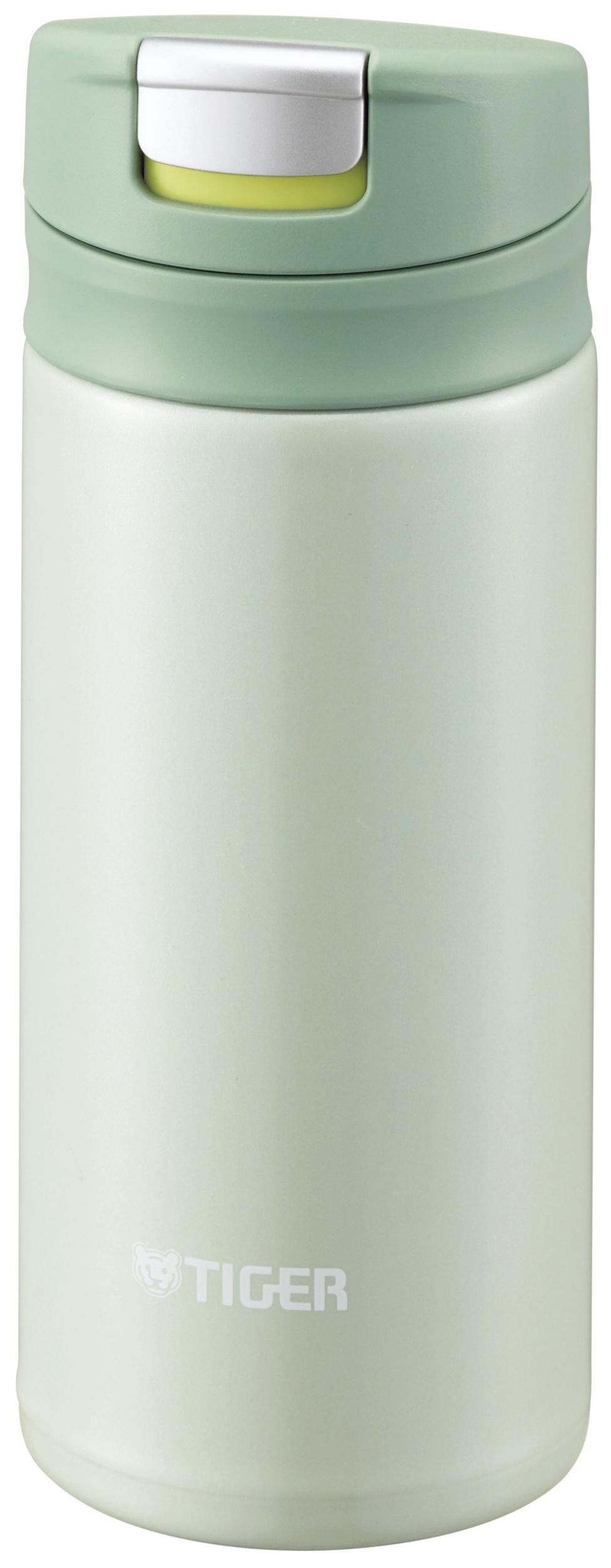 Термокружка Tiger MMX-A020 GM, мятно-зеленый, 200 мл
