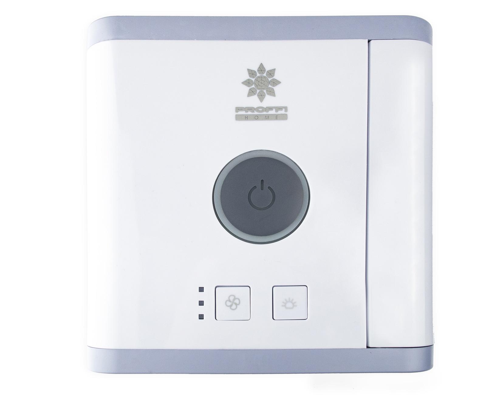 Увлажнитель-климатическая станция 3 в 1 PROFFI PH9511, серый Proffi Home