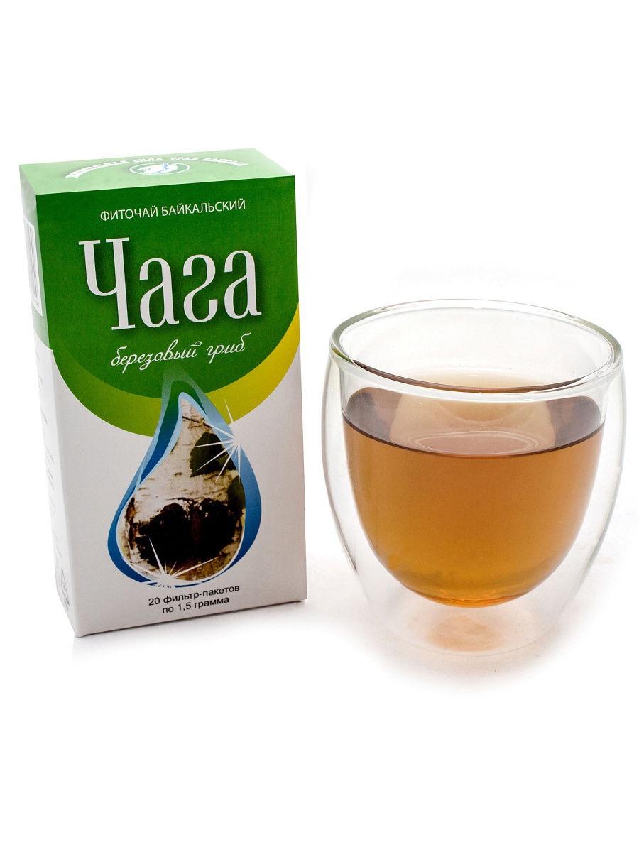 Чай Фиточаи Байкальские Чага, 20х1.5 г мосли м диета здорового желудка и кишечника