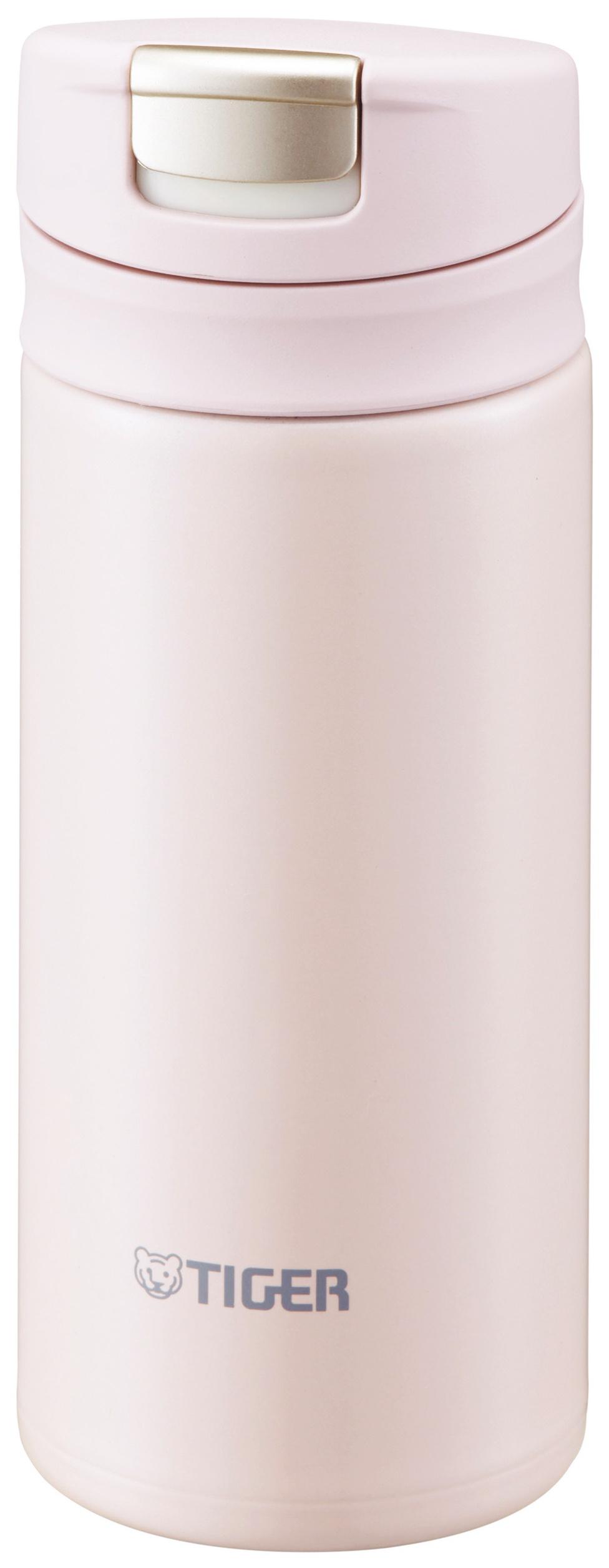 Термокружка Tiger MMX-A020 PP, пудрово-розовый, 200 мл