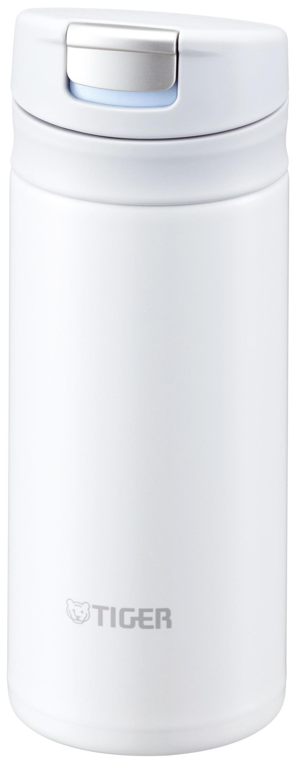 Термокружка Tiger MMX-A020 WW, белый, 200 мл
