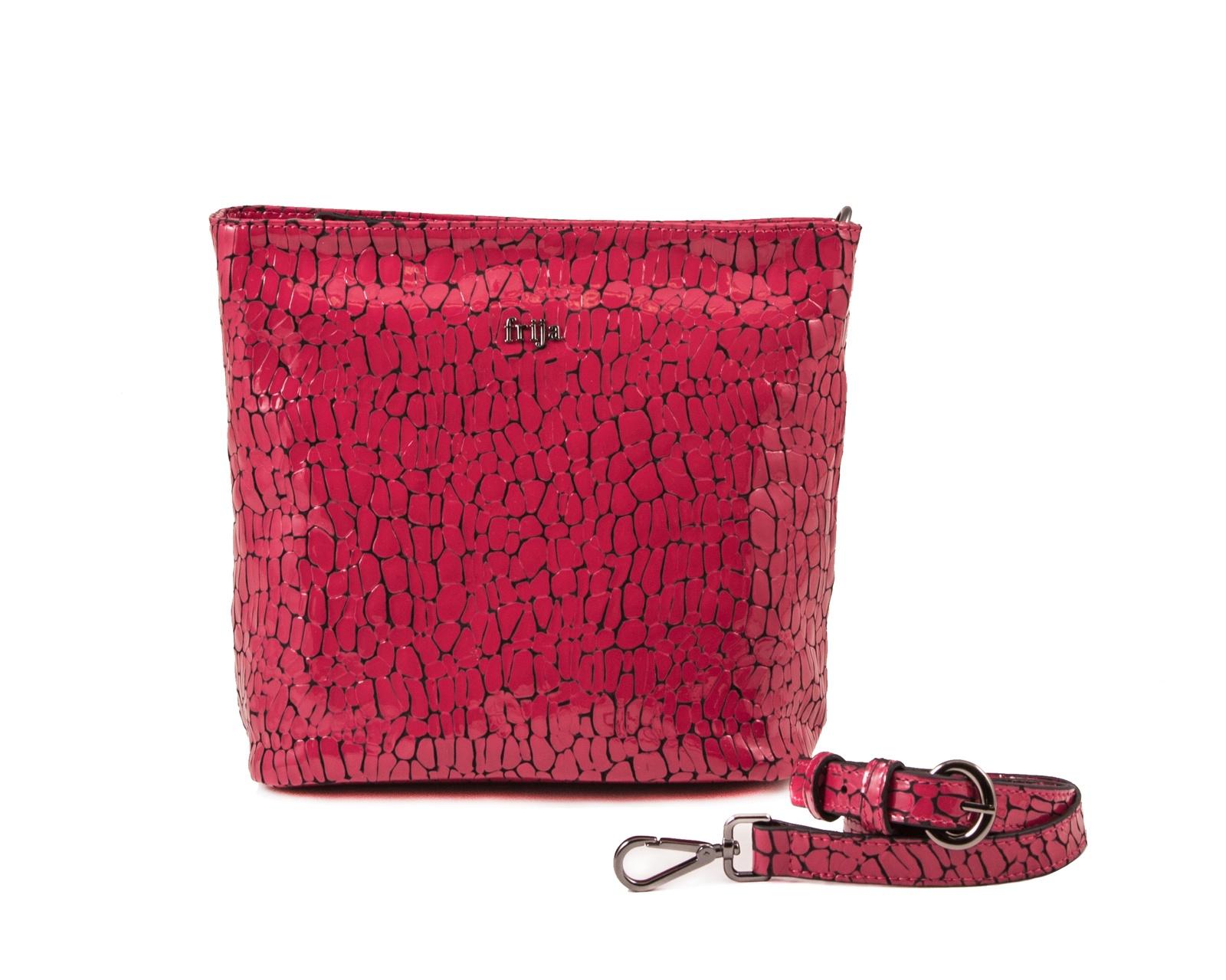 Сумка женская Frija, 21-316-15-009-3, бордовый frija 21 0173 13