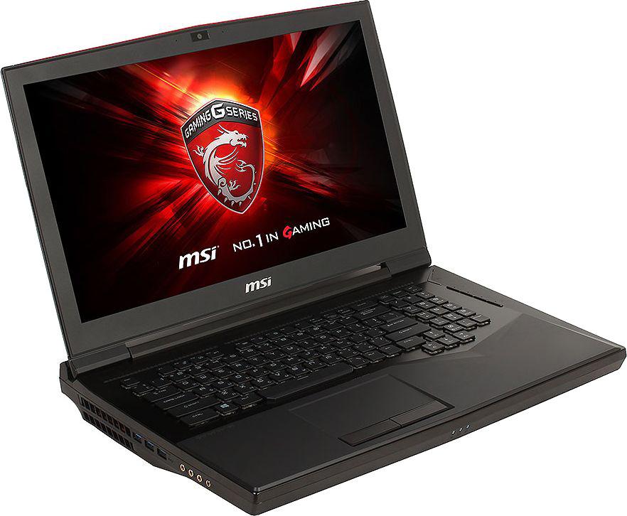 """17.3"""" Игровой ноутбук MSI GT75 Titan 8RF 9S7-17A311-069, черный"""
