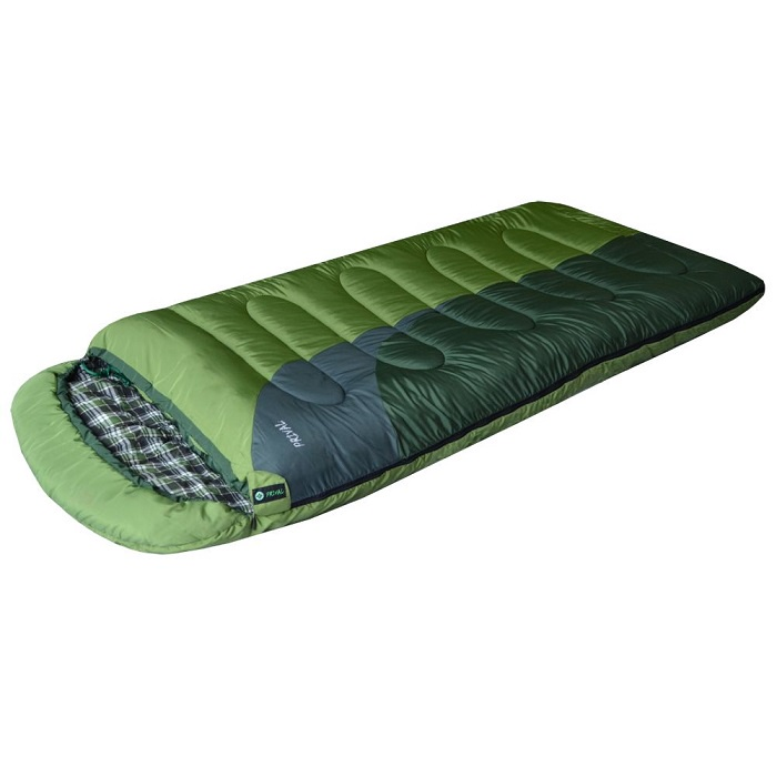 Спальный мешок Prival Берлога правый цена
