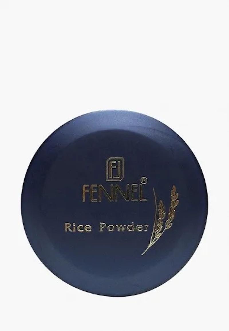 Пудра Fennel рисовая рассыпчатая, 23 г