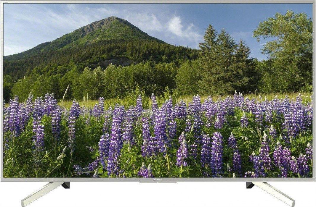 цена на Телевизор Sony KD55XF7077SR2 55, черный