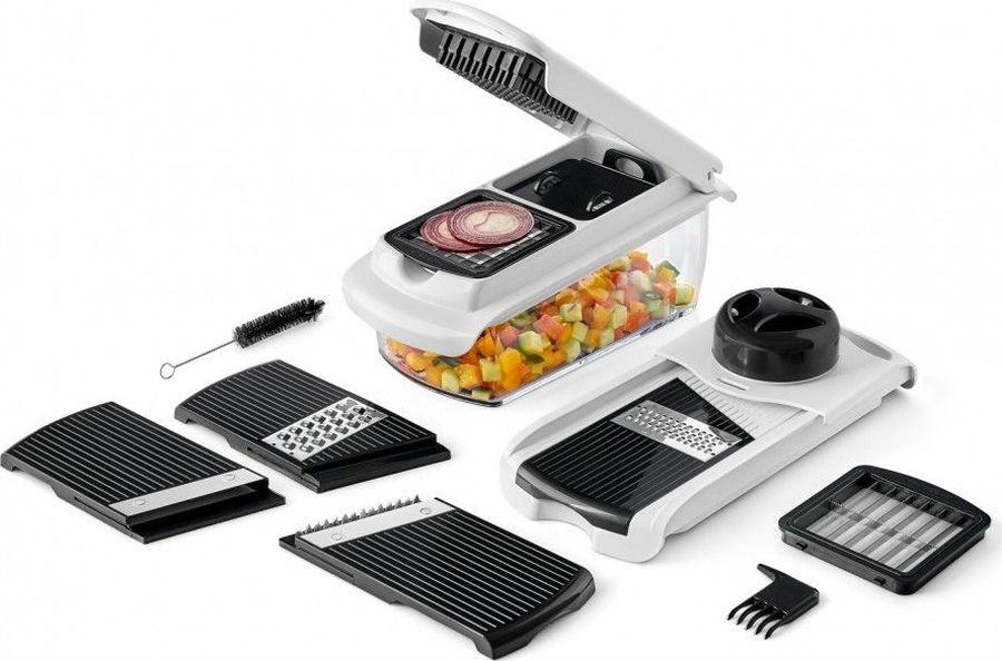 Кухонный набор Walmer Home Chef W30020014, 14 предметов овощерезка спиральная walmer home chef 3 вида нарезки w30023003