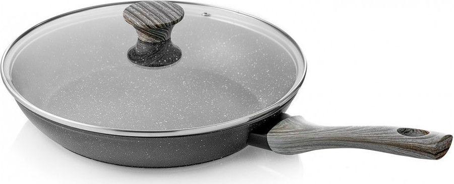 Сковорода Walmer Leeds, W10072693, с крышкой, диаметр 26 см цена