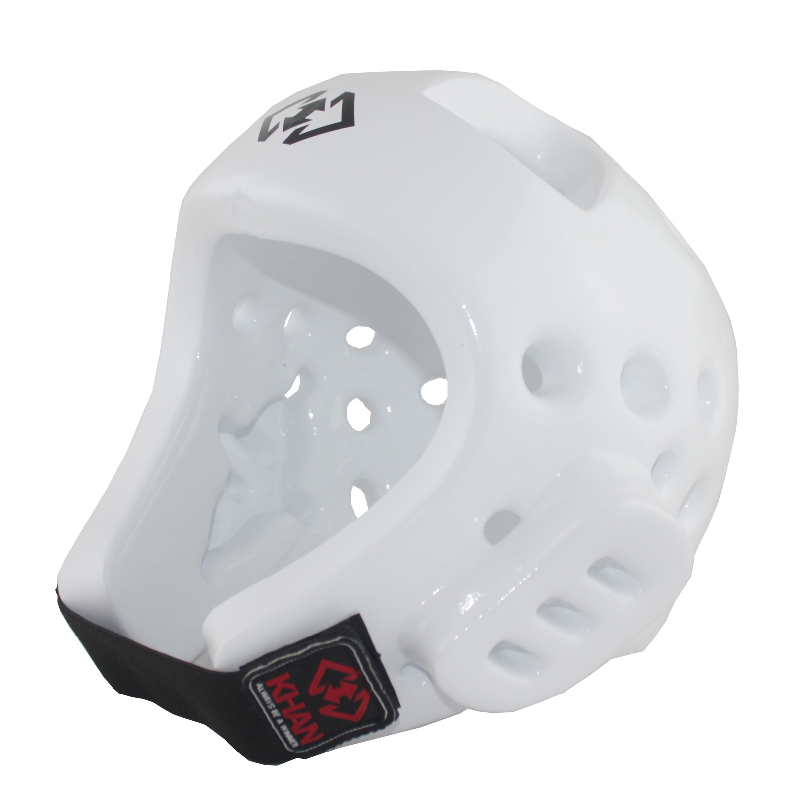 Защита головы (шлем) Khan Club белый, цвет: белый. E1106801_3. Размер M кроссовки khan белый 36 размер