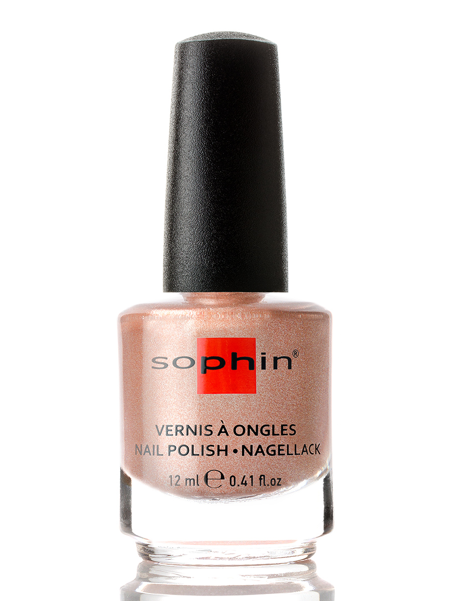 SOPHIN Лак для ногтей, оттенок 0383, Bronze, 12 мл sophin diamond defense