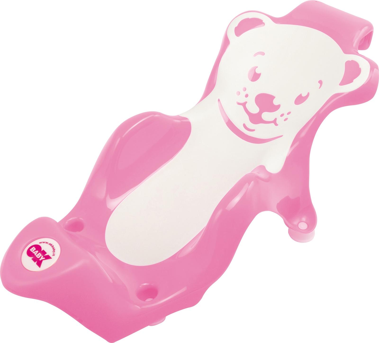 Горка для купания ОК Ваву BUDDY розовый
