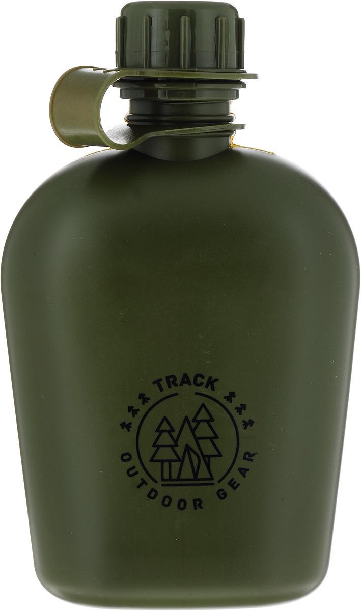 Фляга Сплав, цвет: темно-зеленый, 0,8 л. US фляга сплав hr c 750 мл