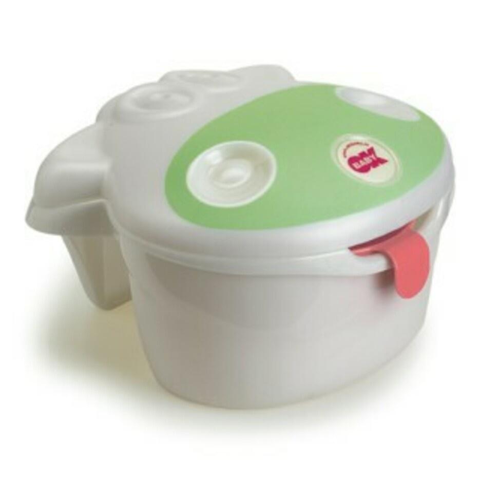 Игрушка для ванной OkBaby Muggy белый muggy пластиковая корзинка для ванны verde bianco ok baby